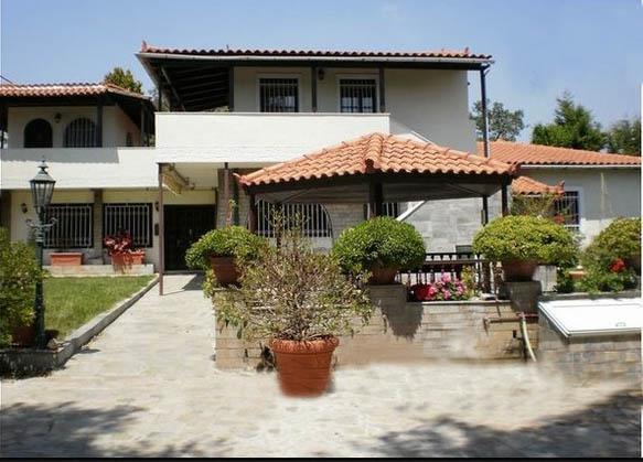 Villa eretria, location de vacances à Skala Prinou