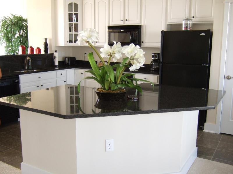 Granite Gourmet Kitchen (view 1)