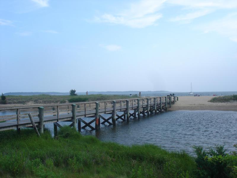 The Bridge to Colonial Acres Beach