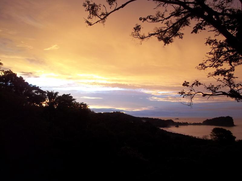 Morning view from Casa Buena Vista