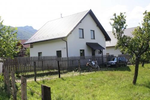 Transylvanian Rental Villa/ Chalet - Front