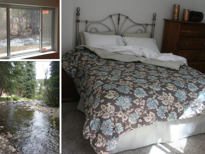 Second bedroom -  Awesome river views!