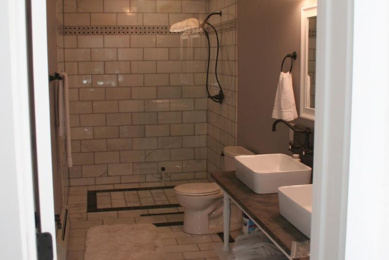 Heated Marble floors in Master bath