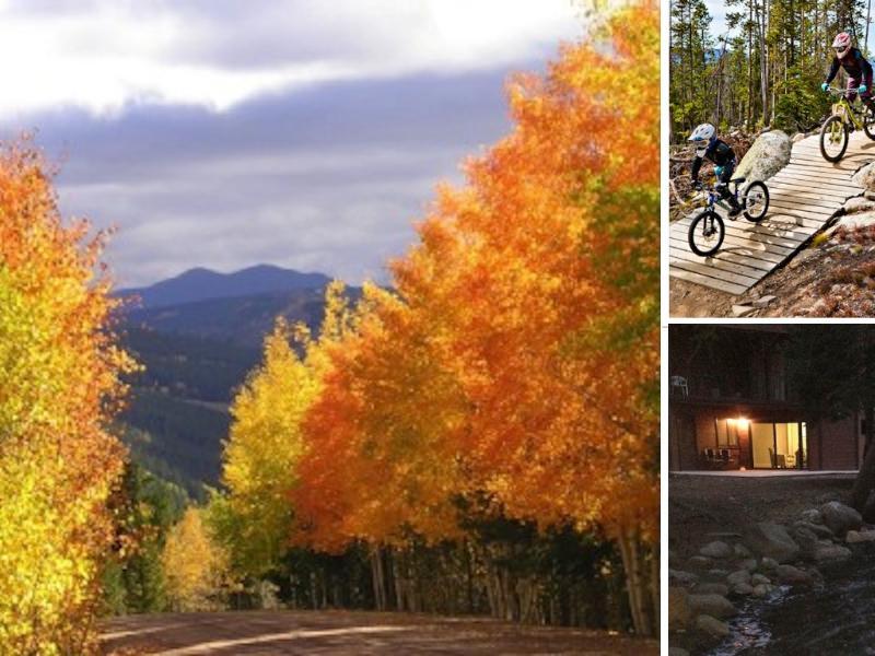 Amazing Fall in Winter Park Colorado!