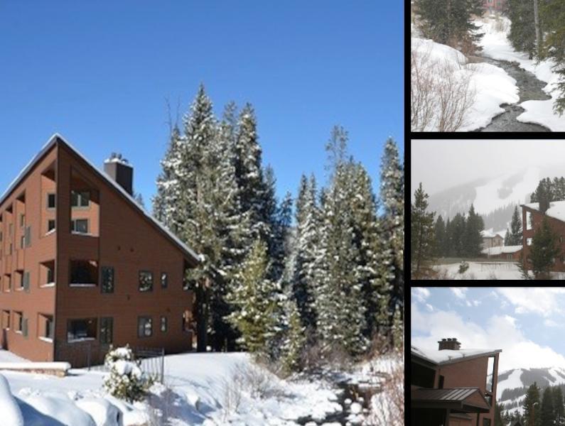 Riverfront Retreat at base of Winter Park Resort