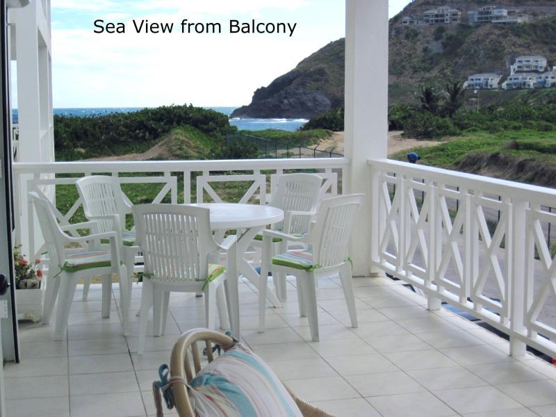 Sala da pranzo sul balcone