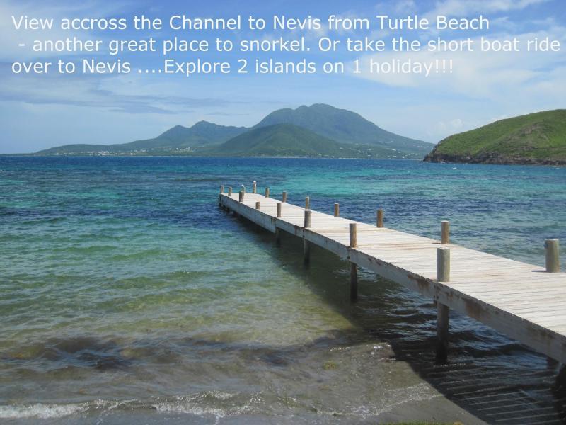 Una delle tante meravigliose viste di isola