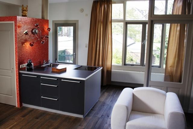 Short Stay Apartment Dependance Rotterdam, holiday rental in Rotterdam