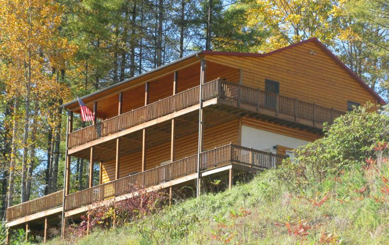 Jacks Creek Cabin