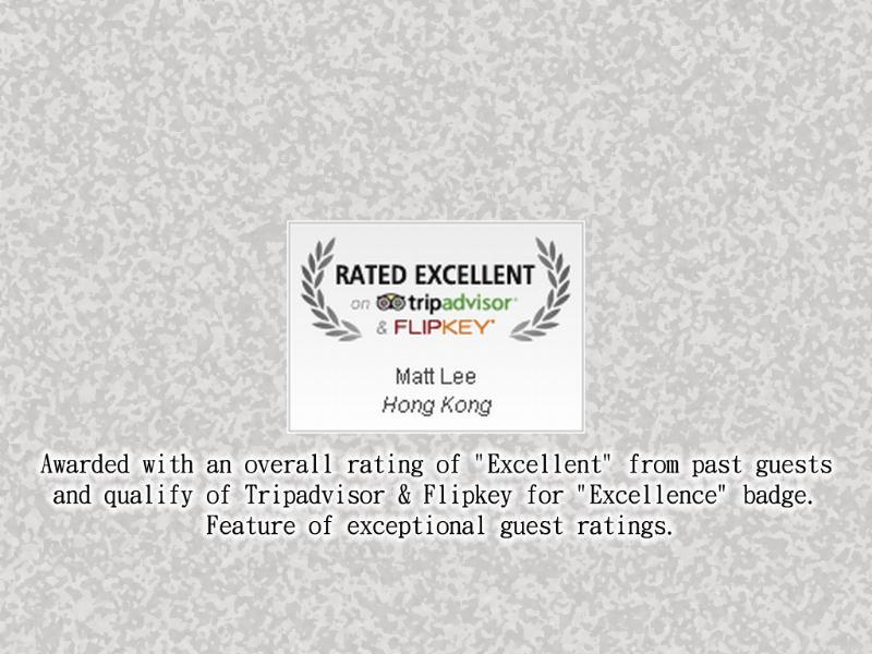 Reçu de Tripadvisor & Flipkey
