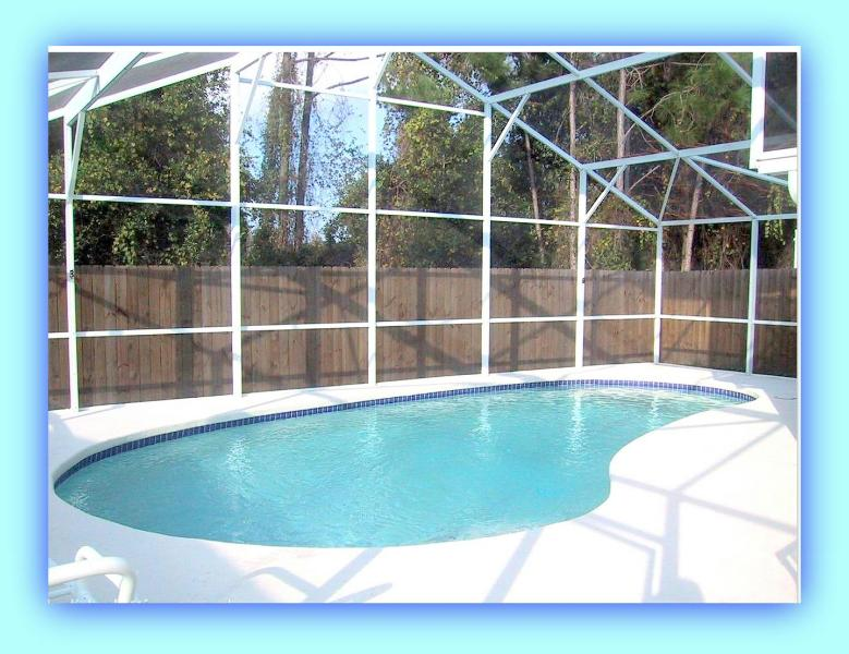 Privacy with Sunny Days in Florida!
