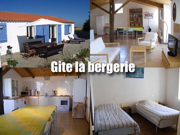 Cottage La Bergerie - 4 pers.