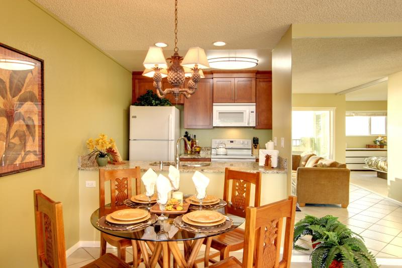Plenty of Room to Eat and Entertain in this Dining Room