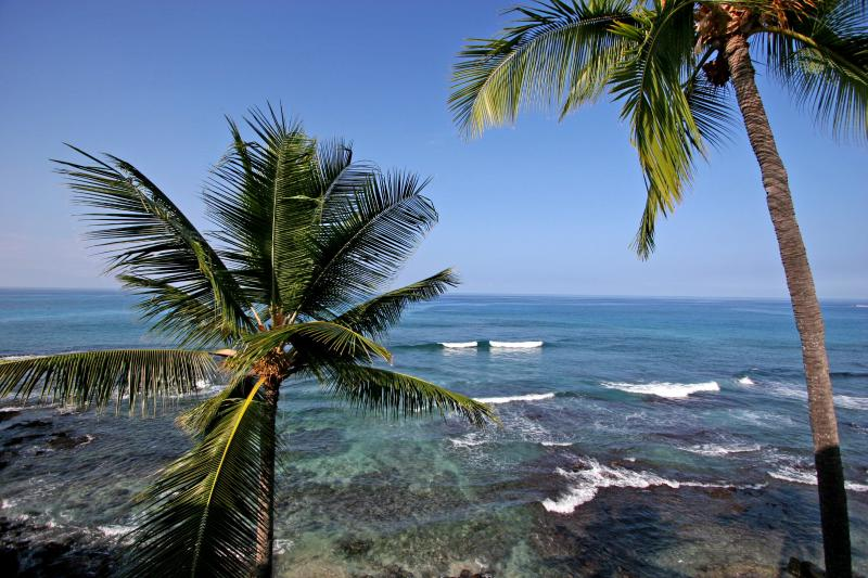 Spectacular Ocean View from our Lanai