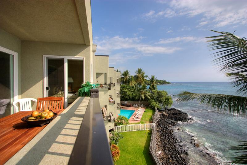 Southern View from our Lanai