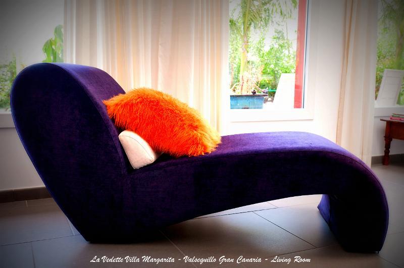 La Vedette Villa Margarita Gran Canaria - Living room
