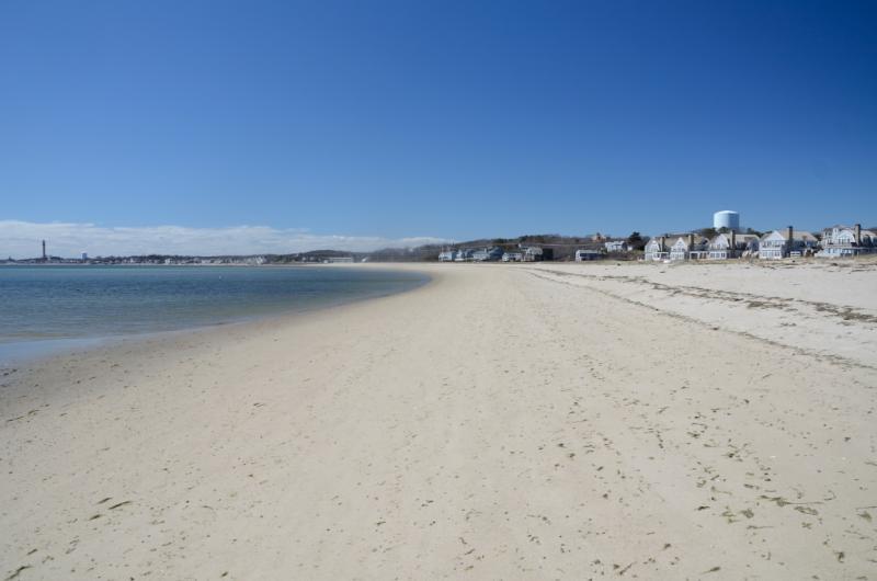 Vista de la ciudad de P de playa