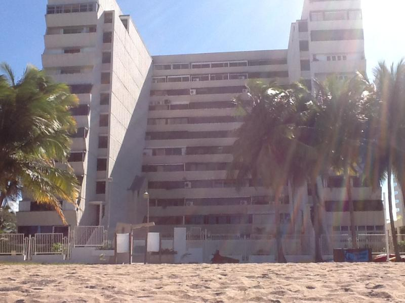 Condo beach view