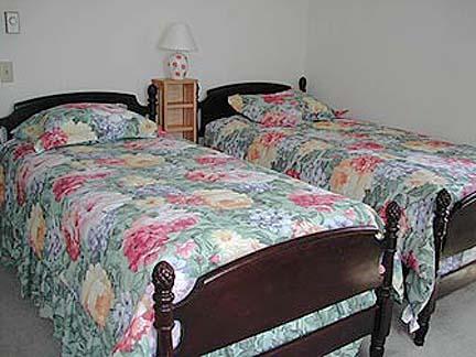 Second Floor Bedroom with TwoTwins