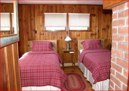 Dormitorio principal nivel con 2 gemelos