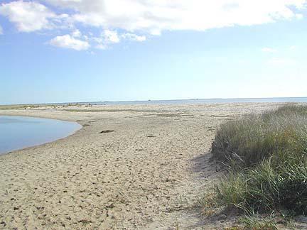 Ridgevale plage