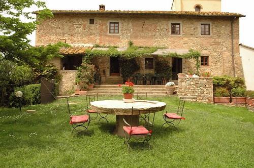 House il Santo  Chianti , Tuscany, Florence, Italy, vakantiewoning in Barberino Val d'Elsa