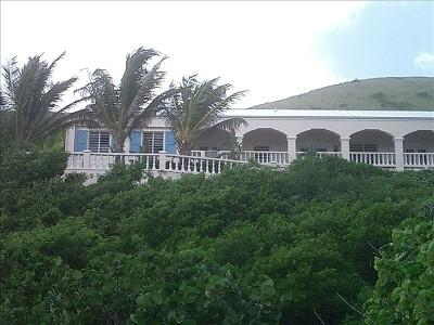 Southern wing at Paradise Point, St. Croix