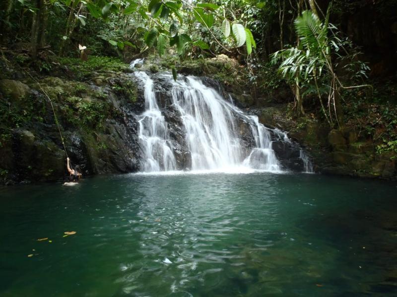 Davis Falls Belize Tour