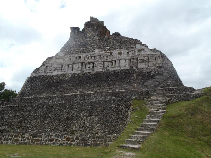 Xunantunich Maya Belize Tour