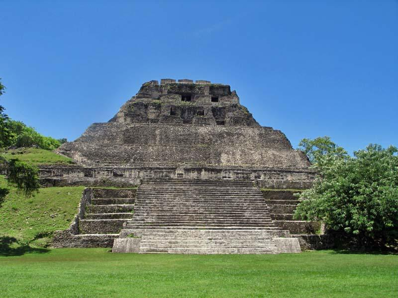 Xunantunich Maya Belize Day Tour
