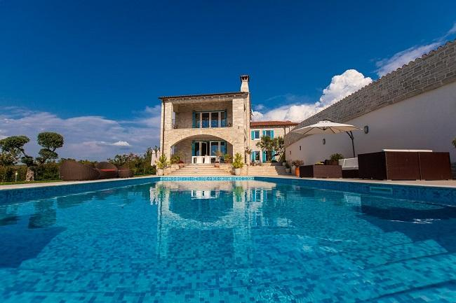 Impresionante villa de 5 estrellas en Umag