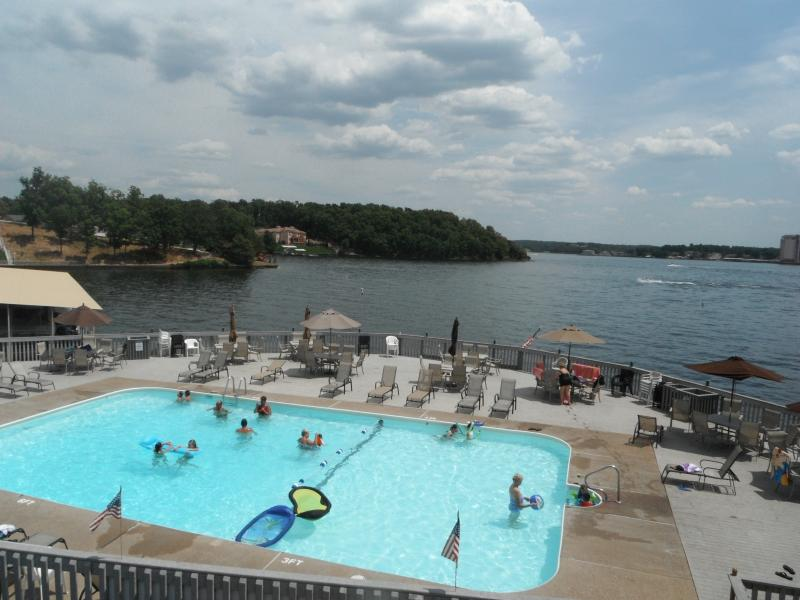 Fabulous Sunny Outdoor Pool