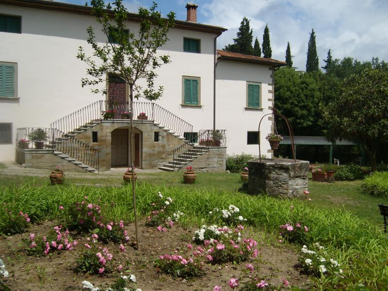 Villa Moriani, holiday rental in Bagnena