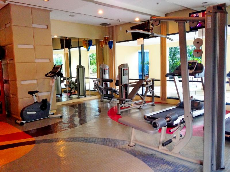 Gym at Pool Deck