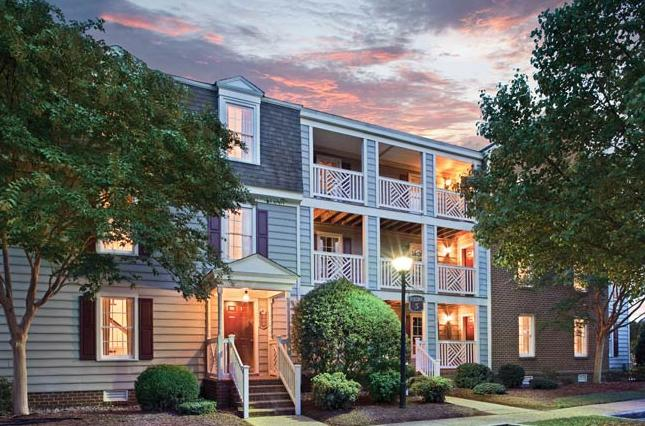 Wyndham Kingsgate Williamsburg, VA - 2/2 BR Deluxe, holiday rental in Williamsburg