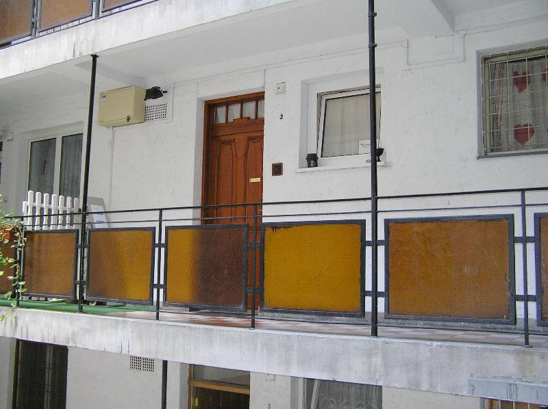 Entrance on the 2. floor./Apartment/