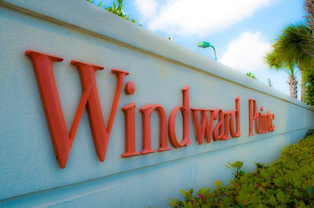 Windward Pointe... home away from home!