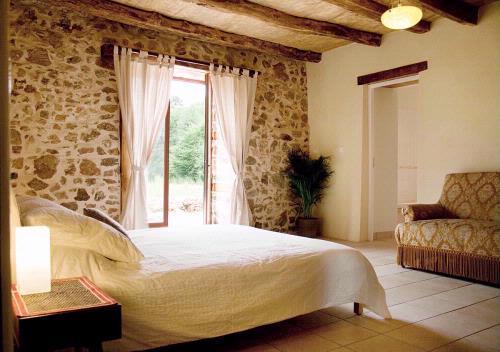 Relajarse en las tranquilas habitaciones - colchones de algodón egipcio y calidad garantizan una buena noche de sueño
