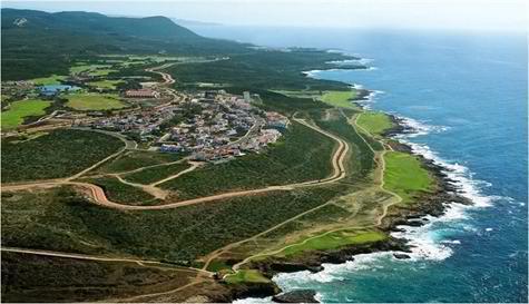 Vista aérea de Bajamar