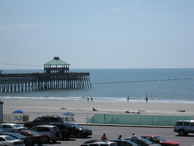 Folly Beach Condo with Unobstucted Ocean Views, holiday rental in Folly Beach