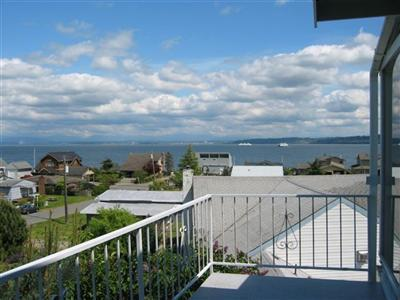 Beautiful Whidbey View House, casa vacanza a Clinton