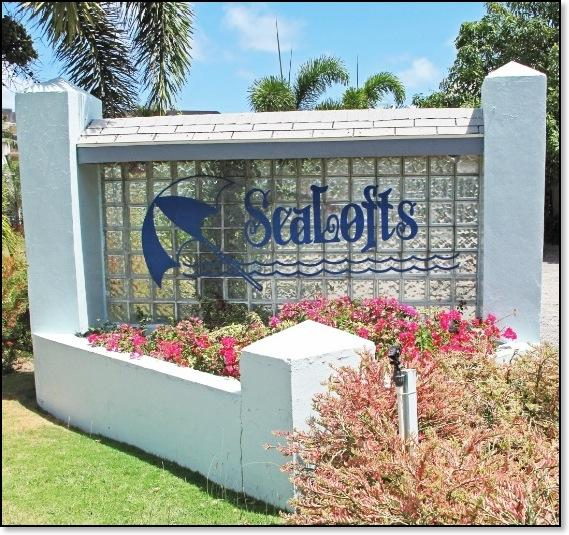Sealofts entrance