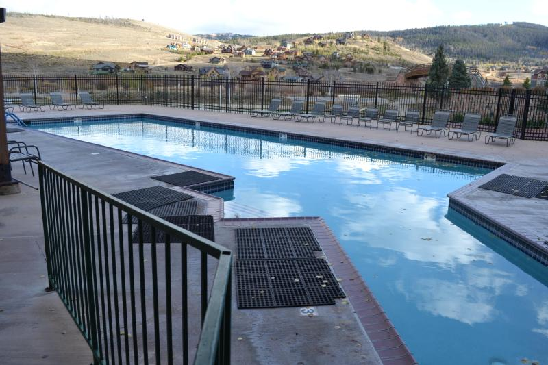 Onsite heated pool