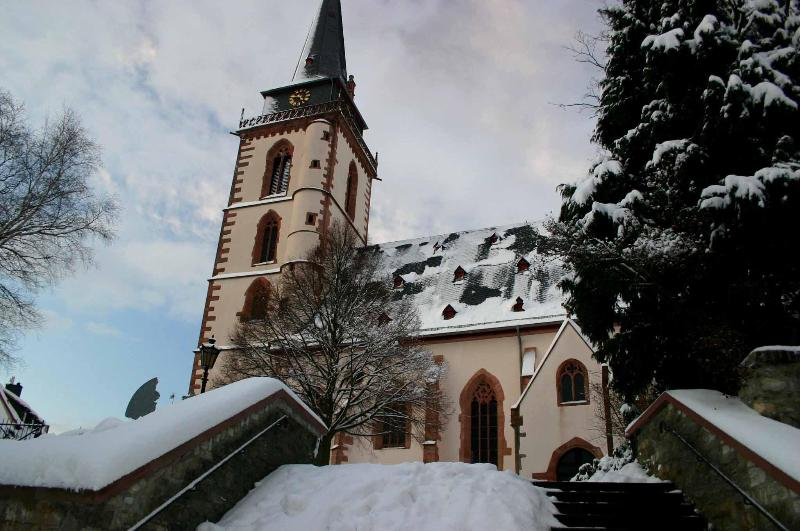 Oberursel in winter time