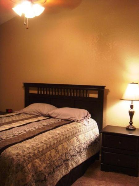 2ème chambre - lit Queen