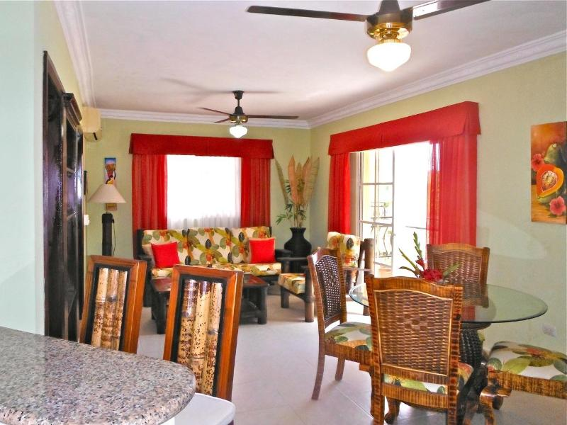 COCOMAR - Caribbean 1BR Penthouse, vacation rental in Punta Cana