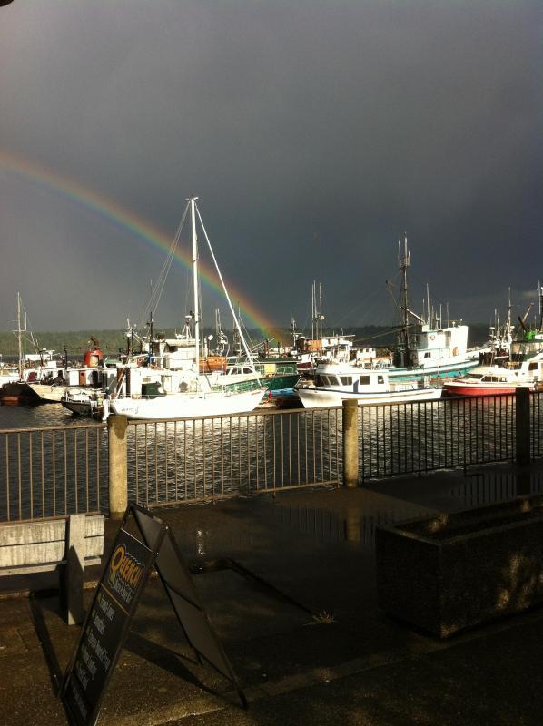 Vista do Porto Pier