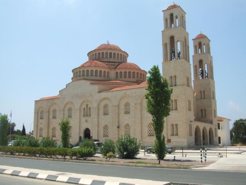 Iglesia en Paphos
