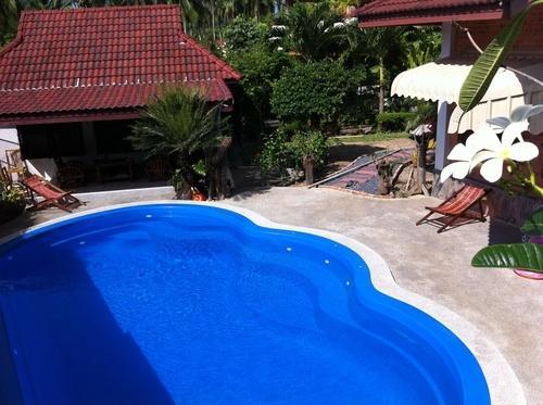 Private Pool villa 2 max 8 persons Ao Nang, alquiler de vacaciones en Krabi ciudad