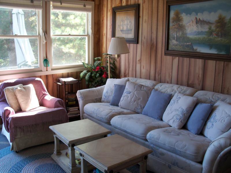 Living room Cottage #1